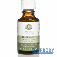 Oil Garden Aromatherapy Peppermint Oil 25ml