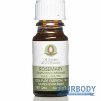 Oil Garden Aromatherapy Rosemary Oil 12ml