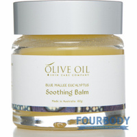 Olive Oil Skin Care Balm with Eucalyptus 60g