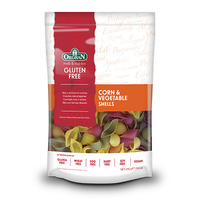 Orgran Gluten Free Corn & Vegetable Shells 250g