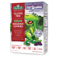 Orgran Gluten Free Kids Wholefruit Cookies Wildberry 175g