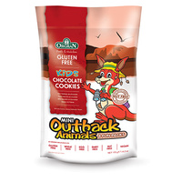 Orgran Gluten Free Mini Outback Animal Choc 8 x 22g
