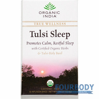 Organic India Wellness Tea Tulsi Sleep 18 tea bags