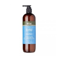 Wild Herbal Body Wash 500ml
