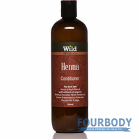 Wild Herbal Henna Conditioner 500ml