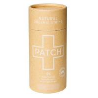 Patch Natural Adhesive Strips Tube