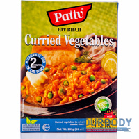 Pattu Curried Vegetables 285g