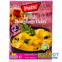 Pattu Lentils Dumpling Curry 285g
