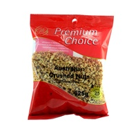 Premium Choice Crushed Nuts 125g