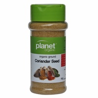 Planet Organic Coriander Seed Ground 40g