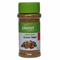Planet Organic Cumin Seed Ground 55g
