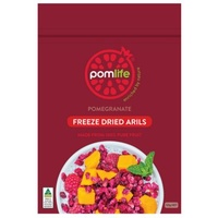 PomLife Freeze Dried Pomegranate Arils 50g