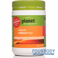 Planet Organic Maca Root Powder (Peruvian) 300g