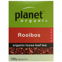 Planet Organic Rooibos Loose Leaf Tea 100g