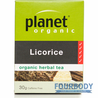 Planet Organic Licorice 30g 25 tea bags