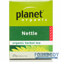 Planet Organic Nettle 25g 25 tea bags