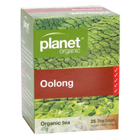 Planet Organic Oolong 25s Tea Bags