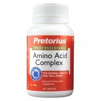 Pretorius Amino Acid Complex 60 caps