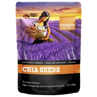 Power Super Foods Chia Seeds Raw 250g