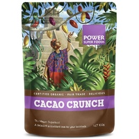 Power Super Foods Cacao Crunch Organic 200g