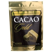 Power Super Foods Cacao Powder Gold Organic 225g