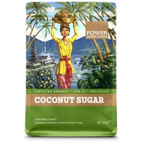 Power Super Foods Coconut Sugar Organic 200g