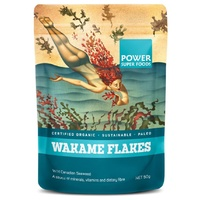 Power Super Foods Wakame Flake Organic 50g