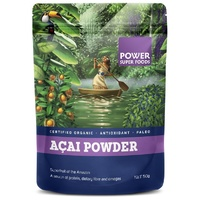 Power Super Foods Acai Powder Organic 100g