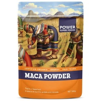 Power Super Foods Maca Powder Organic 500g