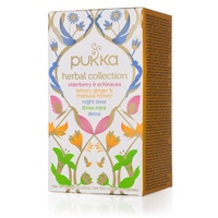 Pukka Herbal Collection Mixed 20s Tea Bags