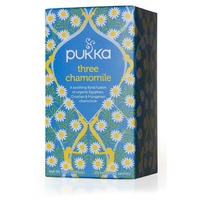 Pukka Three Chamomile 20s Tea Bags