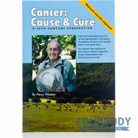 Percy's Powder Cancer Cause & Cure Book by Percy Weston