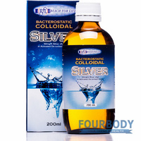 Reach for Life Colloidal Silver (50mg/L) 200ml