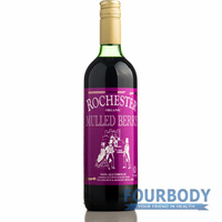 Rochester Organic Mulled Berry Punch 725ml