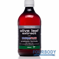Rochway Olive Leaf Extract Multiply + 500ml