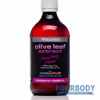 Rochway Olive Leaf Extract Mixed Berry 500ml