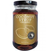 Spiral Foods Organic Coconut Syrup 500ml