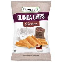 Simply 7 Quinoa BBQ Chips 99g