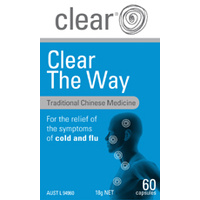 Green Medicine Clear The Way - Traditional Chinese Medicine CLEARANCE