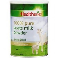 Healtheries Goats Milk Powder 450g CLEARANCE