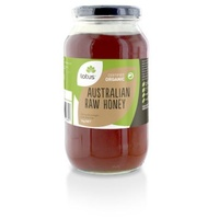Lotus Organic Australian Raw Honey 1kg CLEARANCE