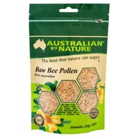 Australian By Nature Bee Pollen Granules 250g CLEARANCE