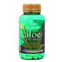 Lifestream Biogenic Aloe Vera 60 Capsules CLEARANCE