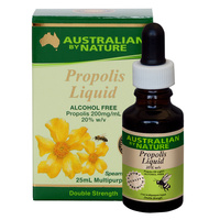 Australian By Nature Propolis Liquid (Alcohol Free) 25ml CLEARANCE