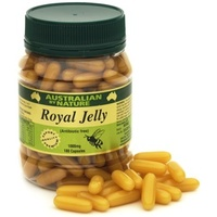 Australian By Nature Royal Jelly 1000mg CLEARANCE