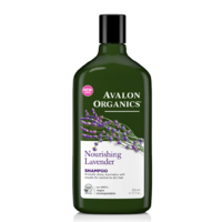 Avalon Organics Nourishing Lavender Shampoo 325ml CLEARANCE