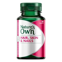 Nature's Own Hair, Skin & Nails 60 tabs CLEARANCE