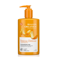 Avalon Organics Intense Defence Vitamin C Cleansing Gel CLEARANCE