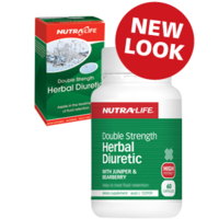 Nutra-Life Double Strength Herbal Diuretic