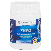 Nutrition Care Polybac 8 Powder